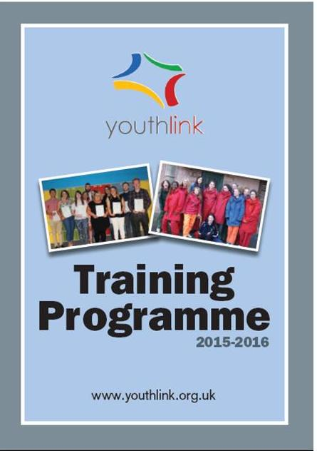 Front Cover of Training Programme 2015